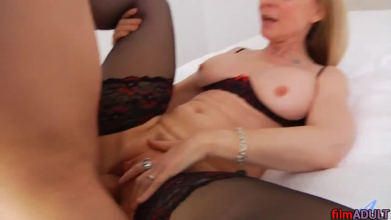 Моя тётя секс