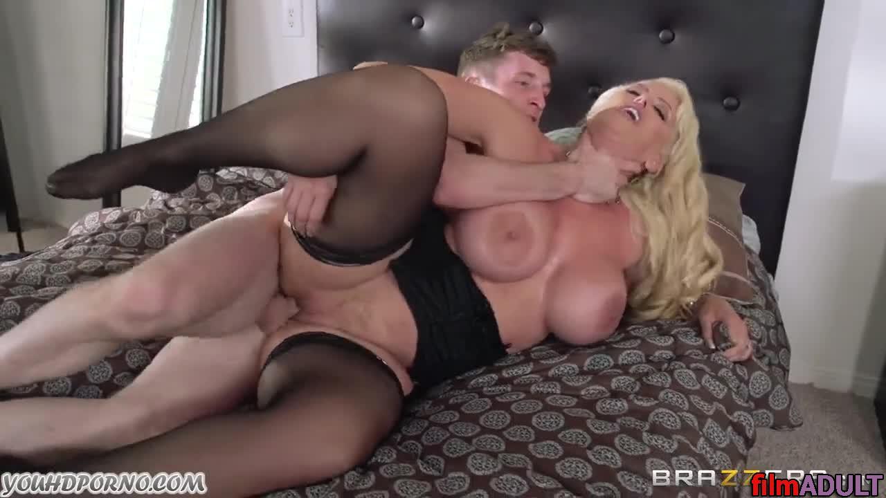 Секс теща мама