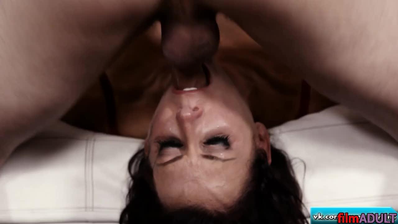 Порно видео горло онлайн