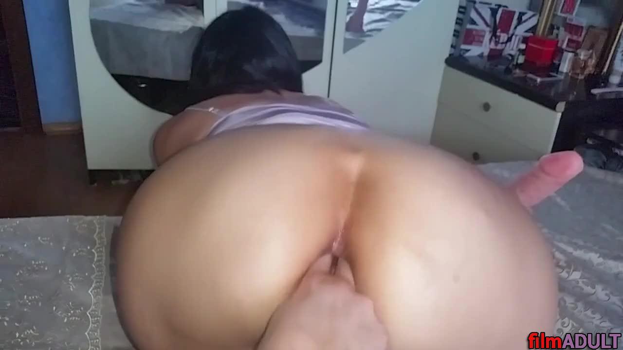 Русская мама получила от сына оргазм