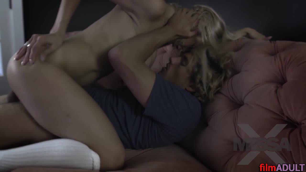Кончили в обнимку порно