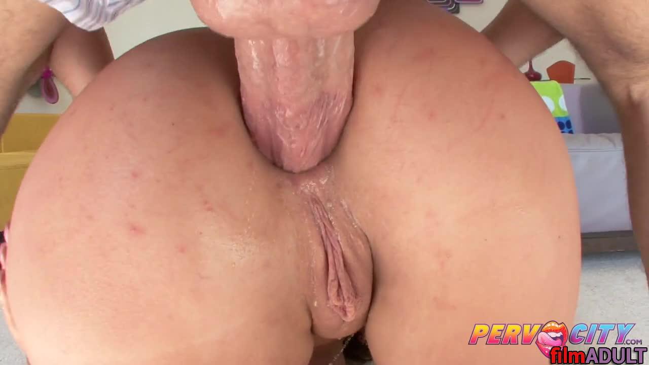 Ональный секс крупным планом